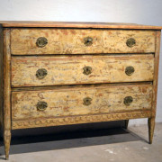 Late Gustavian commode