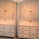 Similar Gustavian cupboards